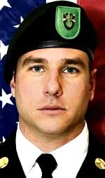 Army SFC Ryan A. Gloyer, 34, of Greenville, Pennsylvania. Died November 3, 2016, supporting Operation Freedom's Sentinel. Assigned to Company B, 2nd Battalion, 10th Special Forces Group (Airborne), Fort Carson, Colorado. Died of wounds sustained when hit by enemy small-arms fire during combat operations in Kundoz, Afghanistan.