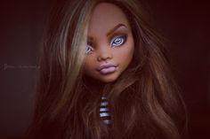 OOAK Monster High Clawdeen Wolf 17 #OOAKbyJuliSidorova #JuliSidorova #JS #OOAKMonsterHigh #MonsterHigh #OOAK #Doll #ООАКМонстерХай #МонстерХай #КлодинВульф #ClawdeenWolf #OOAKClawdeenWolf
