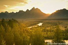 Snake River Overlook - Grand Teton National Park - USA