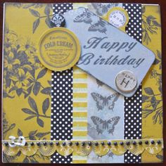 Card making by Angela Bolton