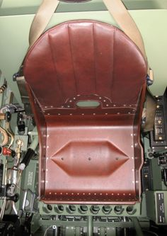 Anatomy of the Spitfire Cockpit Ww2 Aircraft, Fighter Aircraft, Military Aircraft, Spitfire Supermarine, Spitfire Model, Bomber Seats, Spitfire Airplane, Aviation Engineering, Scale Models