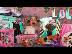 LOL Surprise O.M.G / Nuevas Muñecas / Accesorios Lol surprise #COLLECTOMG #ISABELLOVE #ROYALBEE - YouTube Lunch Box, Frozen, Youtube, Wedding Cards, Meet, Toys, Crates, Accessories, Youtubers