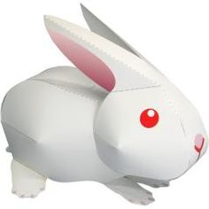 Wall Decorations: Rabbit (Black) - Wall stickers - Wall Decorations - Home and Living - Canon Creative Park