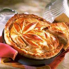 Tourte savoyarde Empanadas, Polenta, Quiches, Ricotta, Cold Brew Coffee Maker, Sandwiches, French Food, Pie Recipes, Easy Dinner Recipes