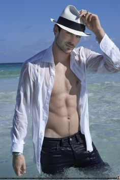 Ian Somerhalder- Plays Damon Salvatore on The Vampire Diaries and the future Christian Gray if life is fair!
