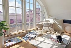 great place to read some books <3