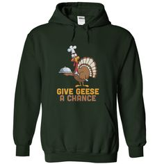 Give Geese A Chance