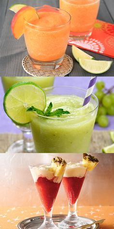 Make sure all your summer parties have low-calorie cocktails. We've got 10 amazing recipes here...