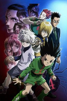 Hunter x Hunter The Last Mission Poster 27x40cm Wall Poster