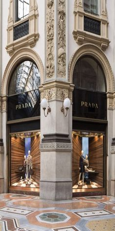 ♛ Prada ~ Paris, France