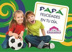 Para Papá tenemos muchos juegos de mesa como backgammon, cubilete, diana, en fin compra en www.lacasadelaeducadora.com