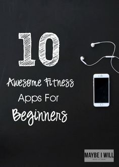 10 Awesome Fitness Apps for Beginners that will help you #MakeYourMove into getting fit! #ad @kohls