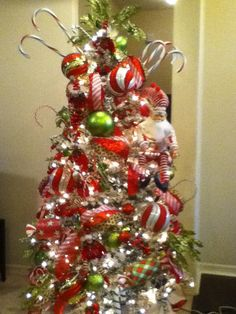 my christmas tree 2011  by TERE MCDONALD