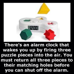 Hahaha I'm not sure this would work...for long! Soooo glad I don't need to be woke up with an alarm clock anymore!!!  love working from home! Thanks to It Works!ready to ditch the alarm clock? DM me would this work for getting you out of bed?!  #alarmclock #wakeup #beyourownboss #sleep #workfromhome #funny #work #summer #notamorningperson #noalarmclocks #coolidea