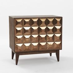 Textured Geometry Furnishings : Lubna Chowdhary