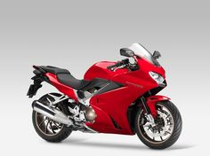 2014 Honda VFR800F - Thank you, Honda!  800cc is just right for this bike, in my opinion.