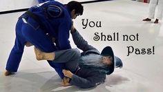 Nerdy jujitsu references all the way!