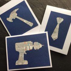 Crafty Lumberjacks : Cards for Dad!