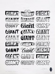 Based on a sheet of lettering by Jack Rudy from 1976.