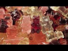 Wine Gummy Bears Recipe (Red, White, & Rosé) | Wine Gummy Bears