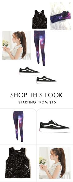 """dance outfit"" by yoitsdd ❤ liked on Polyvore featuring Vans and Hollister Co."