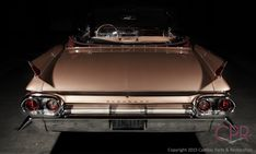 1961 Cadillac Eldorado Biarritz - a recently completed CPR restoration. Learn more about CPR: https://www.hemmings.com/magazine/hcc/2006/04/FEN-Enterprises-of-New-York/1281864.html