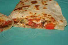 BEST Chicken Quesadillas!!!
