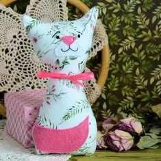 Kotek dla maluszka - Mruczek - Gabrysia - 18 cm Sewing Toys, Baby Toys, Babe, Top Toddler Toys, Baby Play, Stuffed Toys, Newborn Toys, Kids Toys, Children Toys