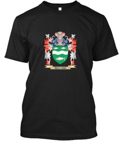 Mccabe Coat Of Arms   Family Crest Black T-Shirt Front - This is the perfect gift for someone who loves Mccabe. Thank you for visiting my page (Related terms: Mccabe,Mccabe coat of arms,Coat or Arms,Family Crest,Tartan,Mccabe surname,Heraldry,Family Reunion,M ...)