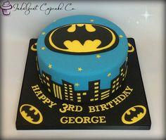 Batman Cake......