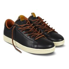 Black Pro Leather Ox by Converse x Bodega / Follow My SNEAKERS Board!