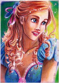 Giselle fan art!