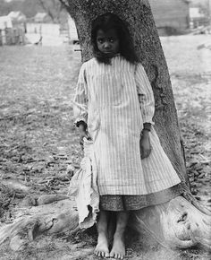 A young Mattaponi girl. Mixed blood. 1900. Small State Reservation, Mattaponi River, King William County, VA. - The Mattaponi were one of six tribes inherited by Chief Powhatan, (Pocahontas' father) in the late 16th century. The tribe spoke an Algonquian language, like other members of the Powhatan Chiefdom. The paramount chiefdom of the Powhatan numbered more than 30 tribes by the time the English arrived and settled Jamestown in 1607.