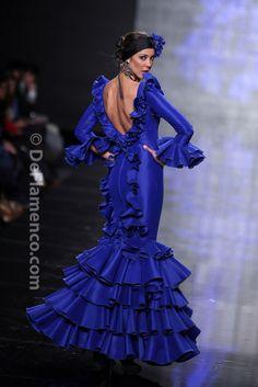 Fotografías Moda Flamenca - Simof 2014 - MJ Blay 'Veritades' Simof 2014 - Foto 12