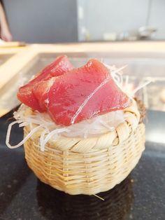 味蕾最愛你:魚道生 午間套餐(信義區 壽司)