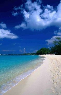 Grand Cayman Islands Caribbean.  Got married on this part of the Island beach.