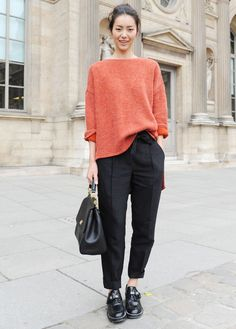the-fashion-statement: Liu Wen Liu Wen, Street Style, Street Chic, Pantone, Fashion Gone Rouge, Style Minimaliste, What Is Fashion, Mode Outfits, Mode Inspiration