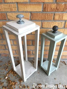 How to Make Wood Lanterns from Scrap Wood - Easy Woodworking Project, Diy And Crafts, Happy Fall! The weather is cooling down here in Denver and it is time to welcome fall with beautiful color change, gatherings with family and friends,. Scrap Wood Projects, Easy Woodworking Projects, Diy Projects, Popular Woodworking, Woodworking Furniture, Fine Woodworking, Diy Wood Crafts, Woodworking Nightstand, Diy Wood Projects For Men