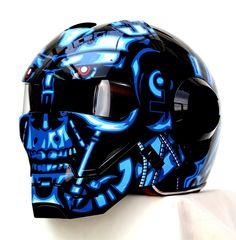 Masei Terminator 610 Motorcycle Harley Chopper Helmet FREE Shipping Worldwide
