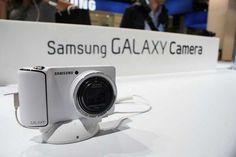 Samsung Galaxy Camera Manuale, Guida EK-GC100 EKGC100ZWA Video Caratteristiche
