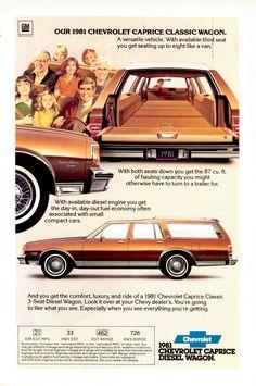 https://plus.google.com/+JohnPruittMotorCompanyMurrayville/posts 1981 Chevrolet Caprice Classic Station Wagon