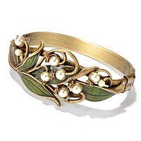 Lily of the Valley ring.