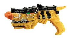 A Power Ranger's primary sidearm! Toy weapon measures 8 inches long.