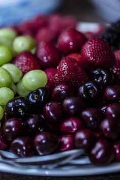 delicious mixed fruit