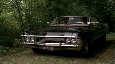 Fond d'écran avec une machine rigide Chevrolet Impala