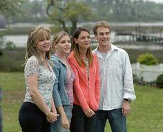 Dawson's Creek Gail Leery, Audrey, Joey and Dawson