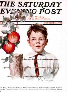 Saturday Evening Post - 1924-10-04