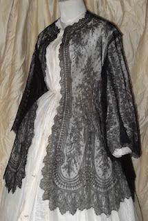 1860's Lace Jacket