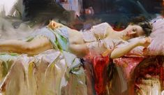 Evelasting beauty - Paintings by Pino Daeni  <3 <3
