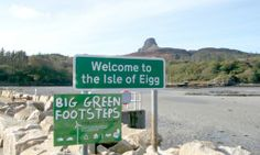 Eigg Island has dreams of becoming the first all-renewable island in the world | Scotland